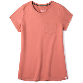 Smartwool Merino Sport 150 T-shirt Damer, canyon rose